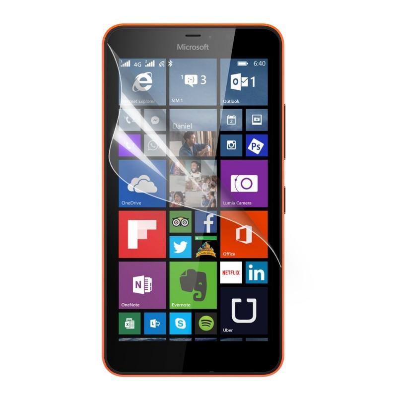 Film de protection cran pour microsoft lumia 640 xl for Photo ecran lumia 640