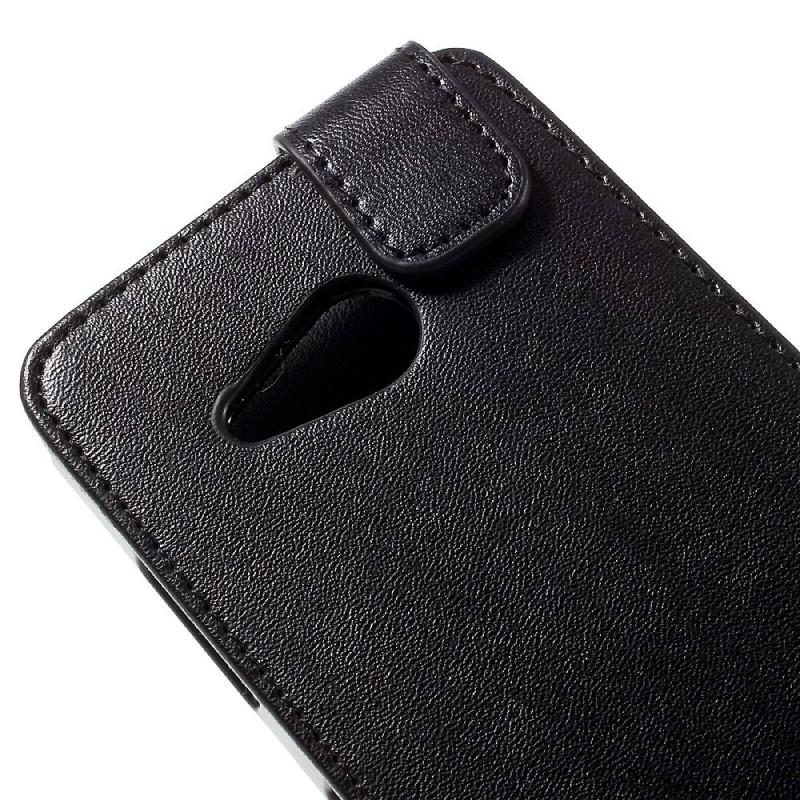 Housse microsoft lumia 550 rabattable for Housse lumia 550
