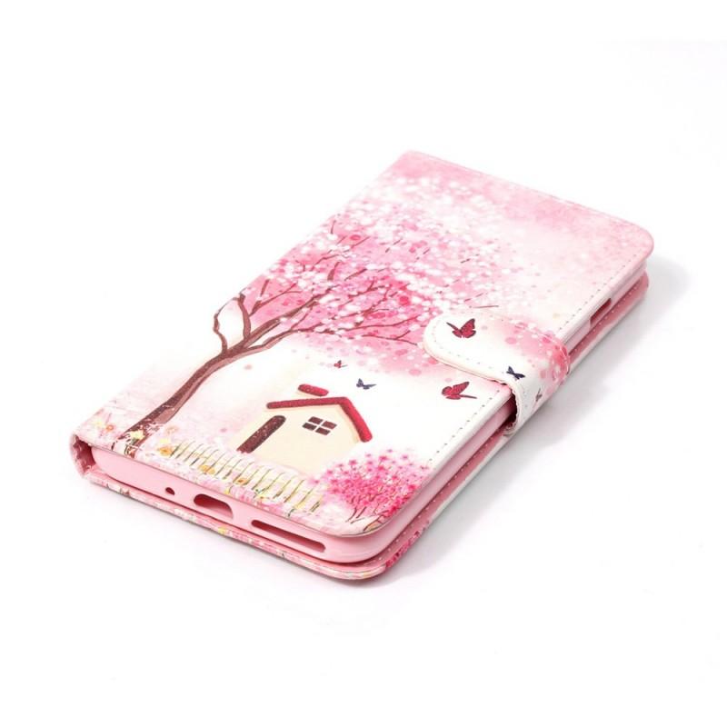 Housse Iphone 7 Plus 8 Plus Pink World