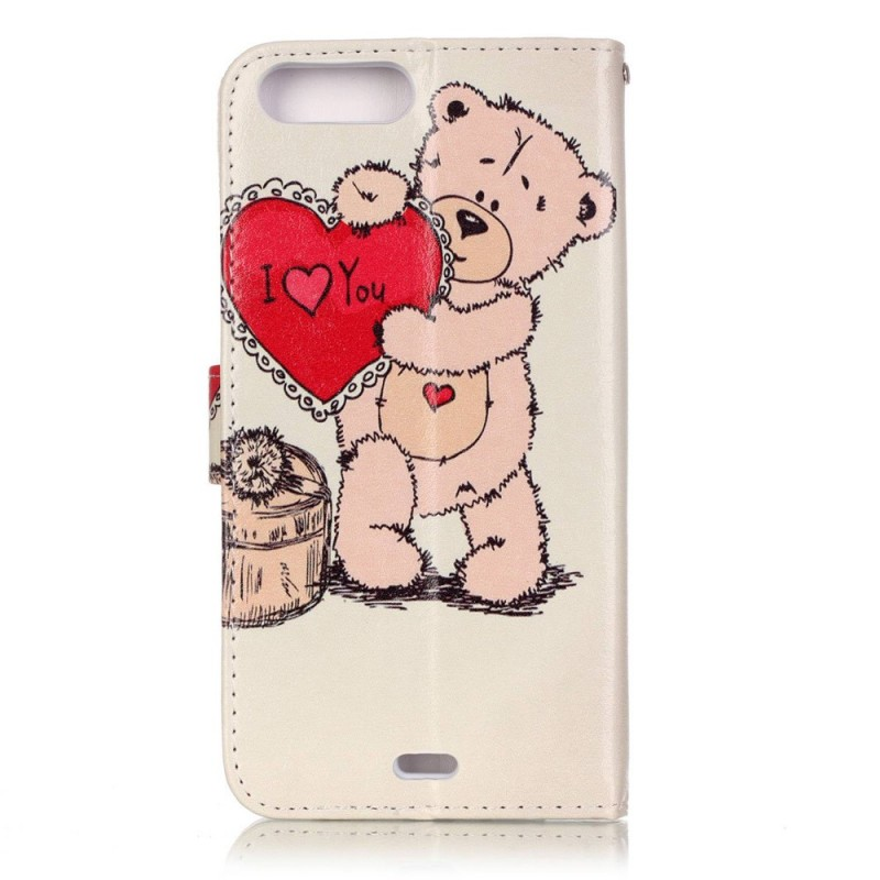 Housse iphone 7 plus bear love for Housse iphone 7