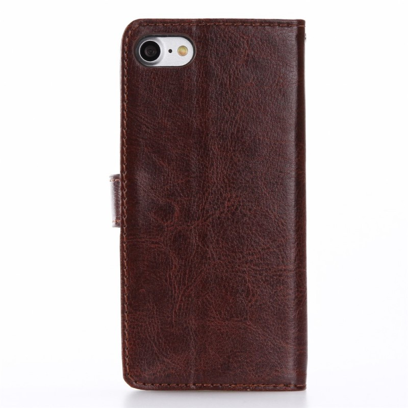 Housse iphone 7 8 simili cuir r tro for Housse iphone 7 cuir
