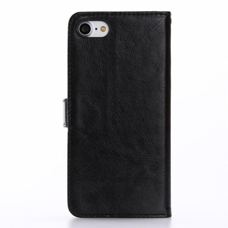 Housse iphone 7 8 simili cuir r tro for Housse iphone 8