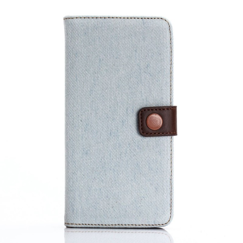 Housse iphone 7 plus bicolore jeans for Housse iphone 7