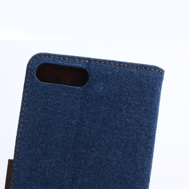 Housse iphone 7 plus 8 plus bicolore jeans for Housse iphone 7 plus