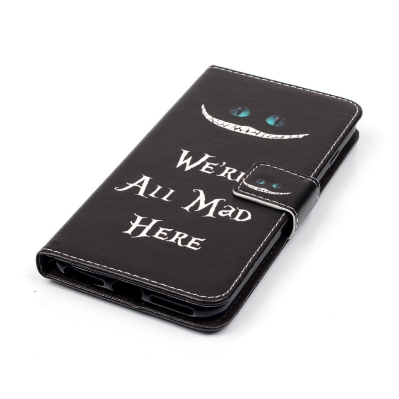 Housse iphone 7 plus 8 plus we 39 re all mad here for Housse iphone 7 plus
