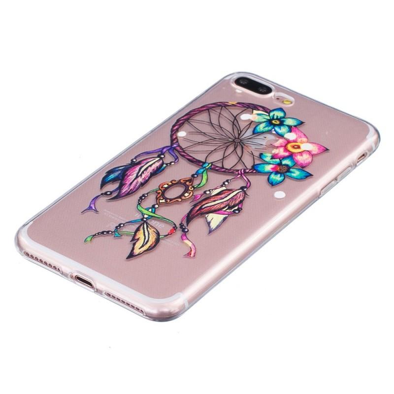 coque fleur iphone 7 plus