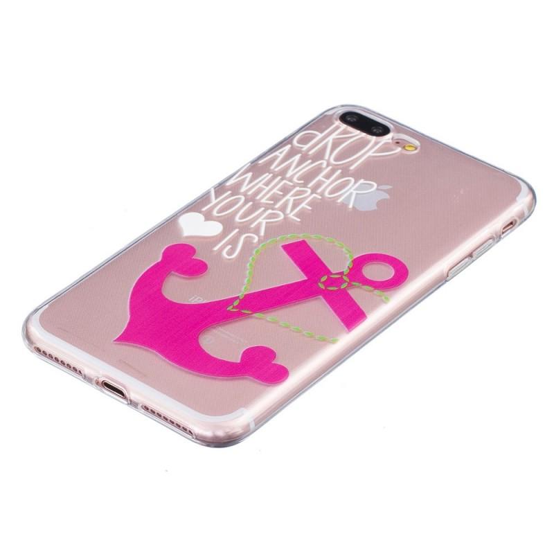 coque iphone 8 plus ancre
