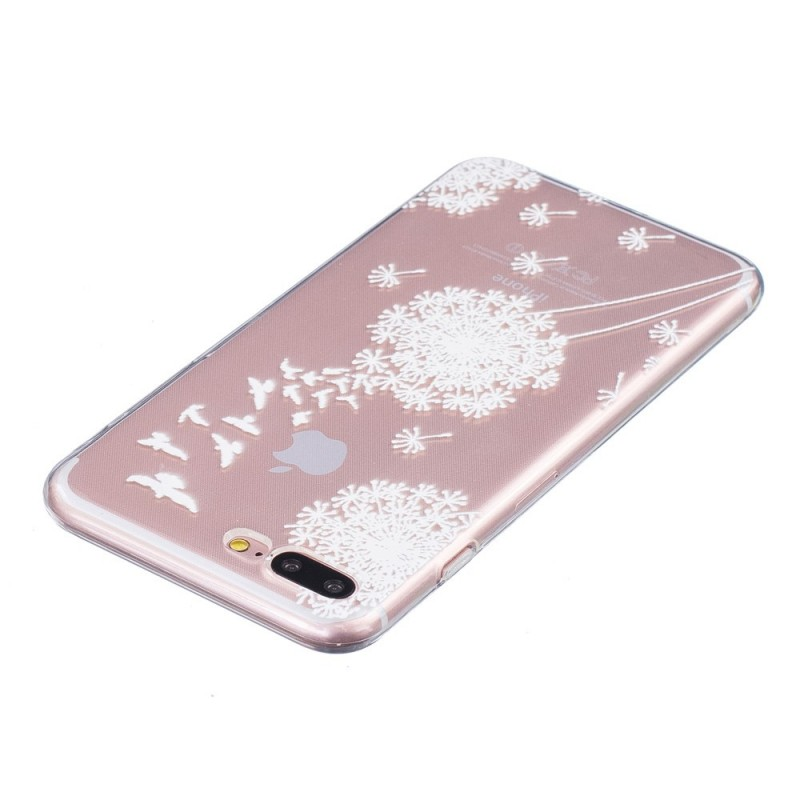 coque iphone 7 plus transparent motif