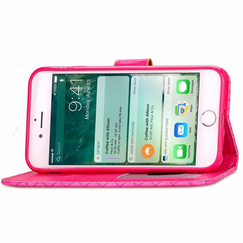 Housse Iphone 7 Plus 8 Plus Bicolore Tress E