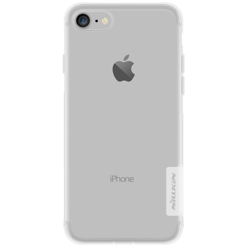 Coque iphone 7 transparente nillkin for Coque iphone 7 miroir