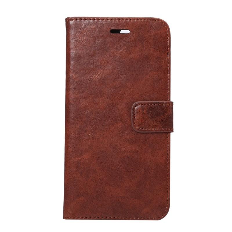 housse iphone 7 plus effet cuir r tro