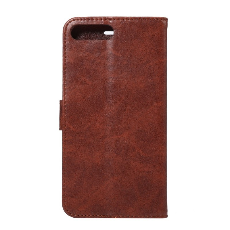 Housse iphone 7 plus effet cuir r tro for Housse iphone 7 plus cuir