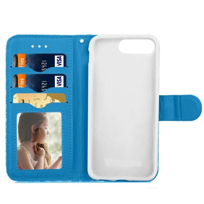 Housse Iphone 7 Plus 8 Plus Multiples Marguerites