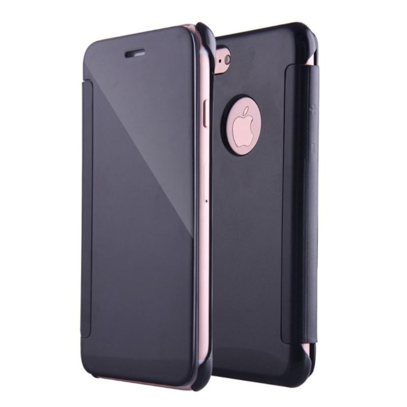 flip cover iphone 7 plus 8 plus miroir
