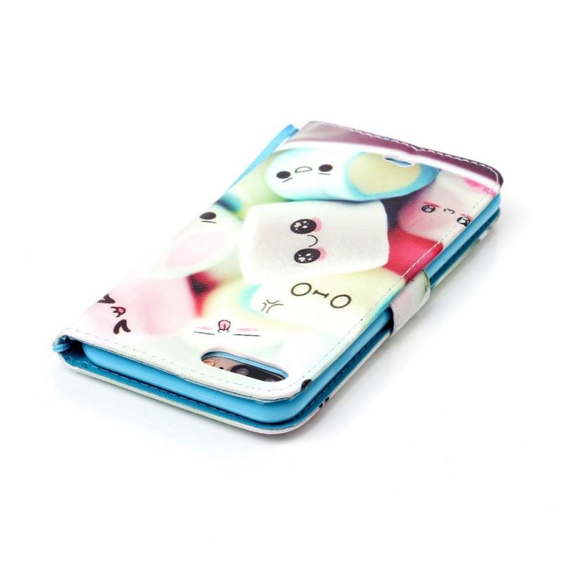 Housse Iphone 7 Plus 8 Plus Guimauves