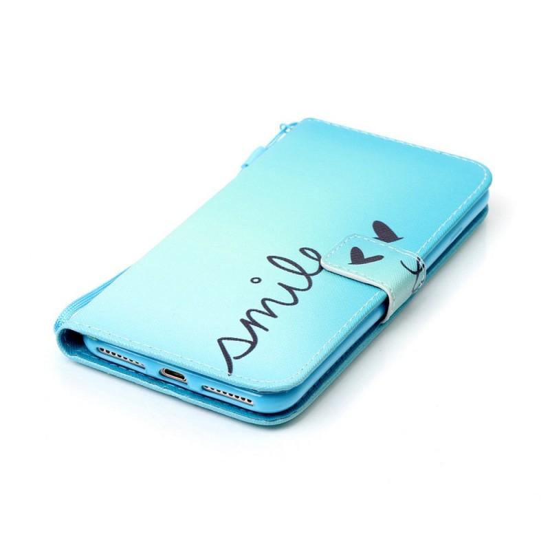 Housse Iphone 7 Plus 8 Plus Smile