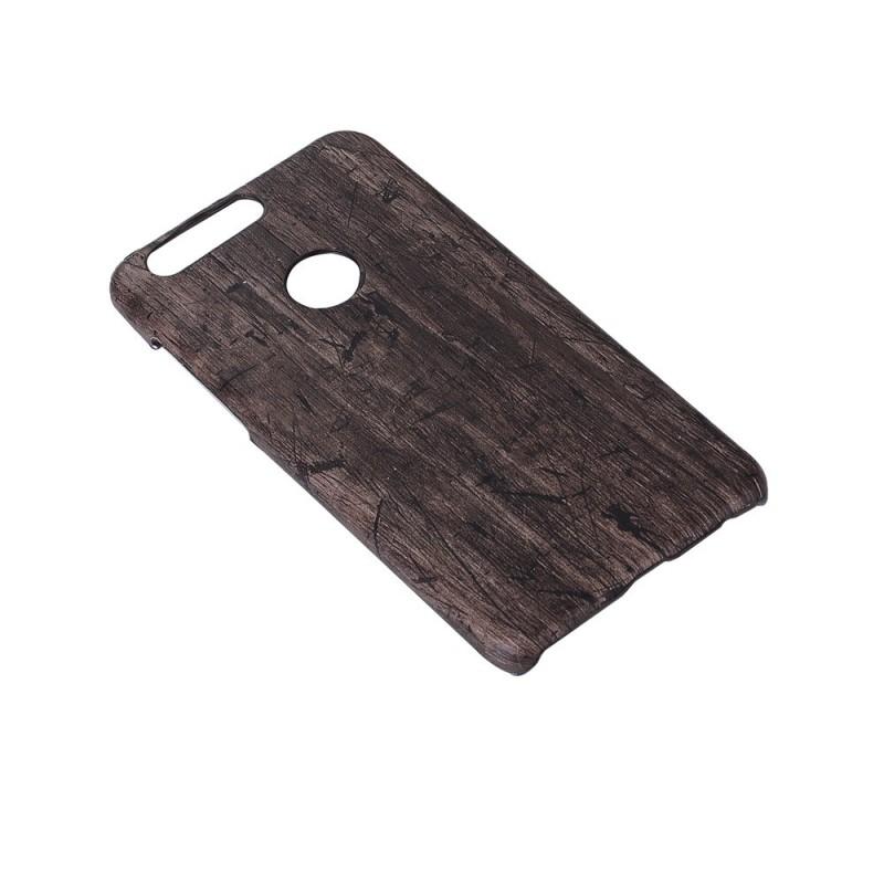 coque huawei bois