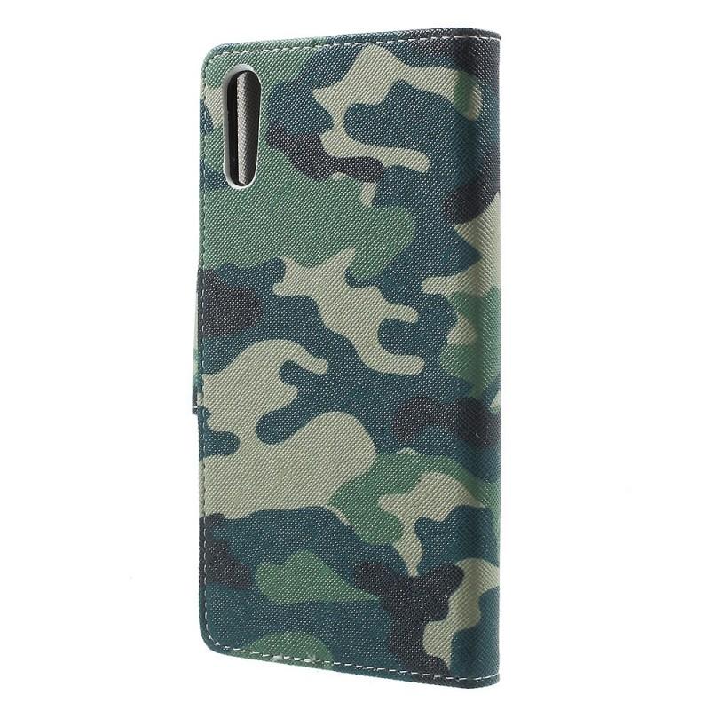 Housse sony xperia xz camouflage militaire for Housse xperia xz