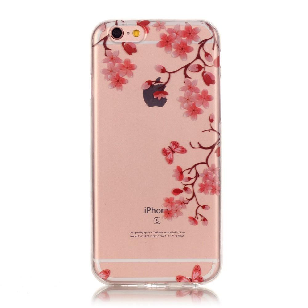 coque fleurie iphone 7