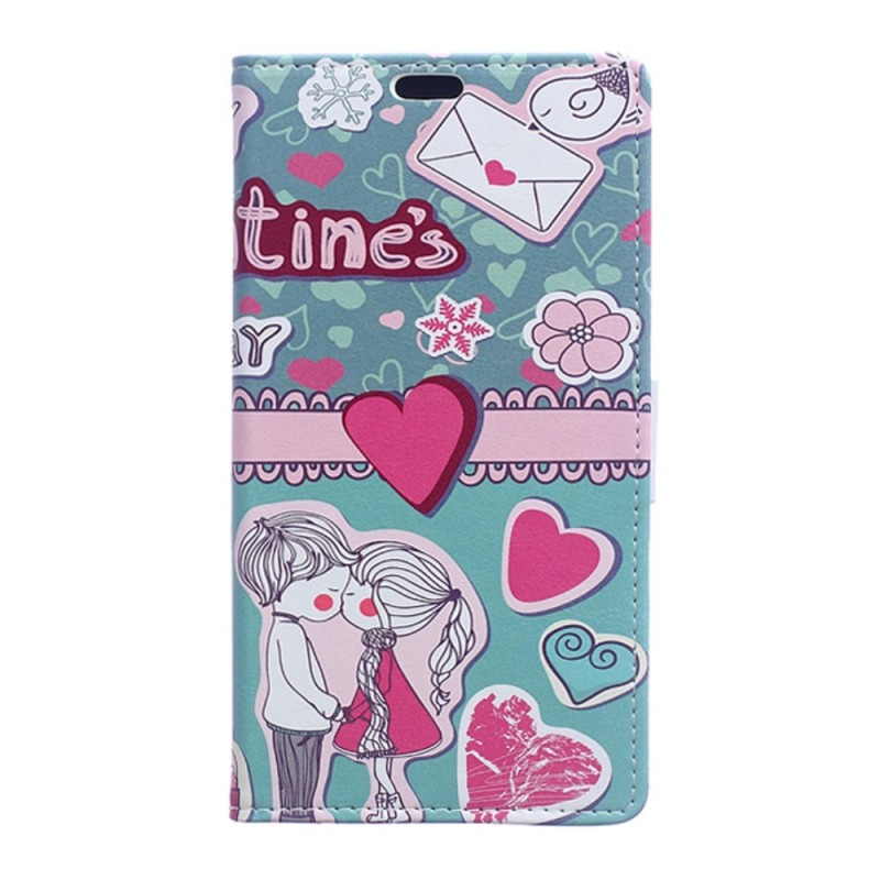 Housse sony xperia x compact happy valentine 39 s for Housse xperia x