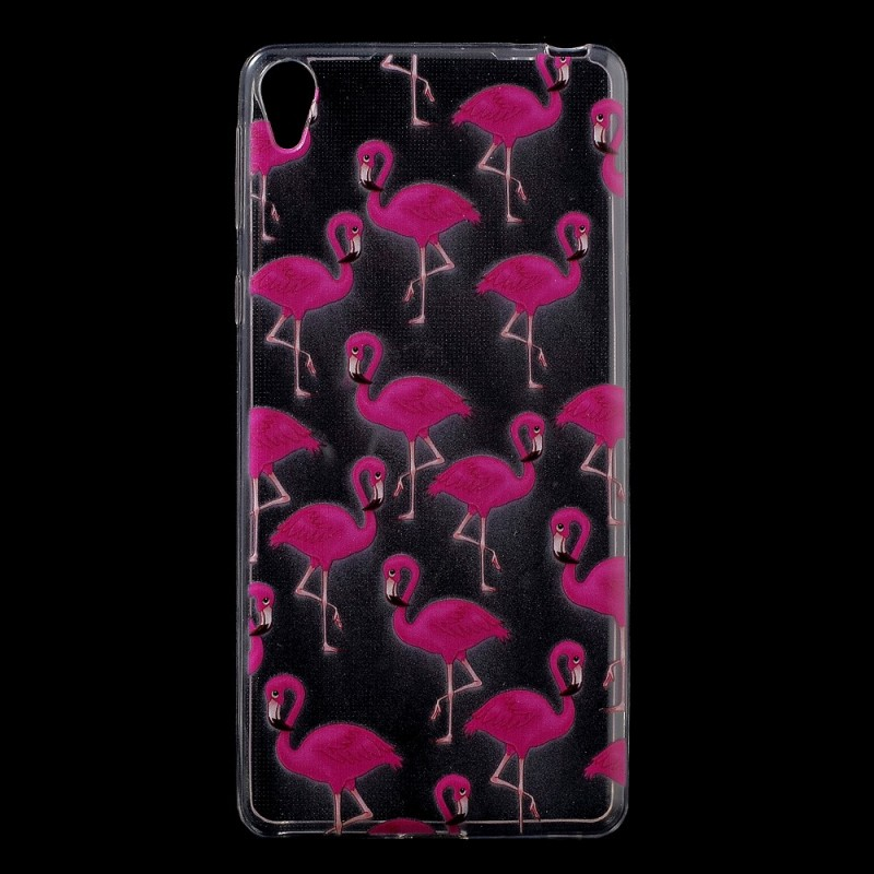 coque samsung a5 2016 flamant rose
