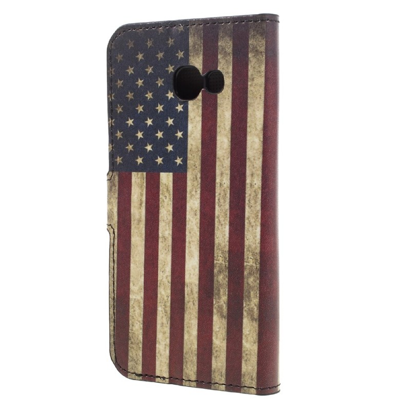 Housse samsung galaxy a3 2017 drapeau usa for Housse samsung galaxy a3