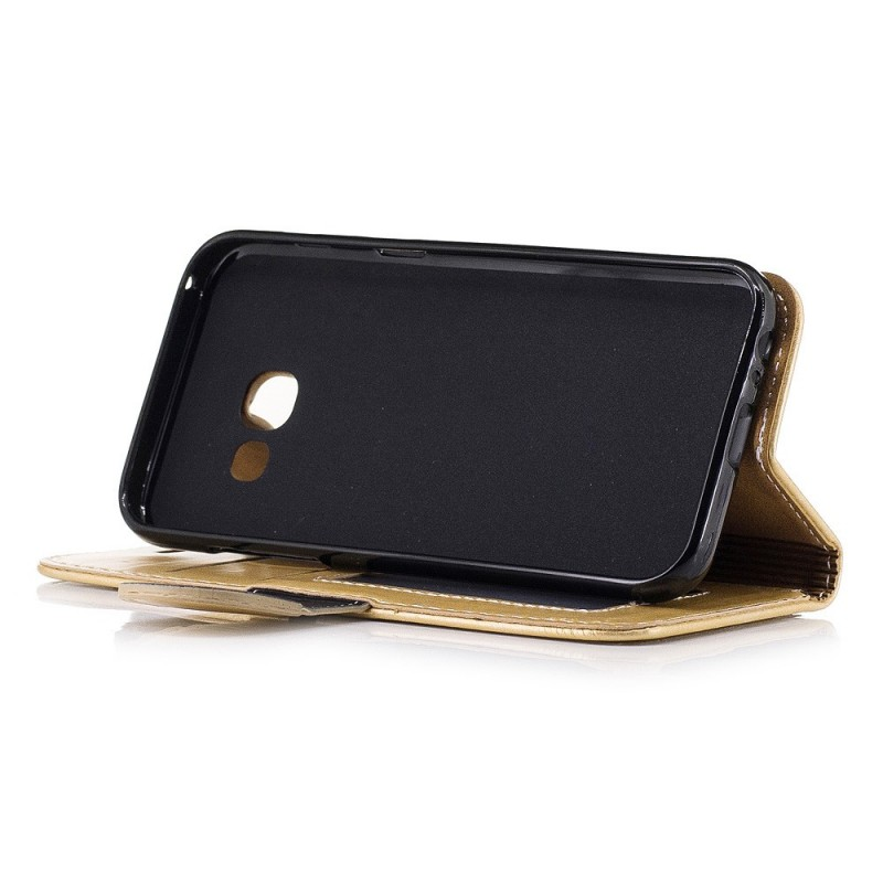 Housse samsung galaxy a3 2017 wallet line for Housse samsung a3