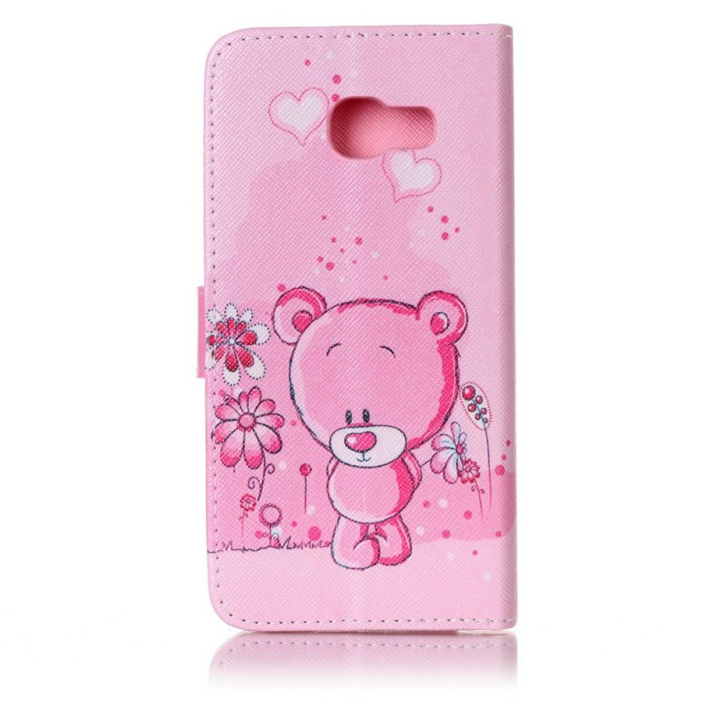 Housse samsung galaxy a5 2017 teddy bear for Housse a5 2017