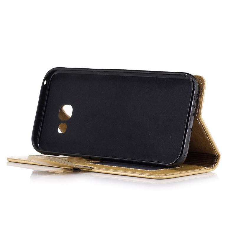 Housse samsung galaxy a5 2017 wallet line for Housse samsung galaxy