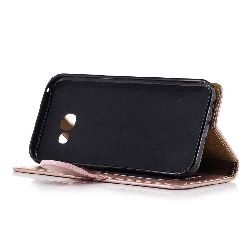 Housse samsung galaxy a5 2017 wallet line for Housse samsung a5 2017