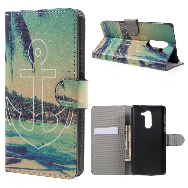 Housse huawei honor 6x ancre tropicale for Housse honor 6x