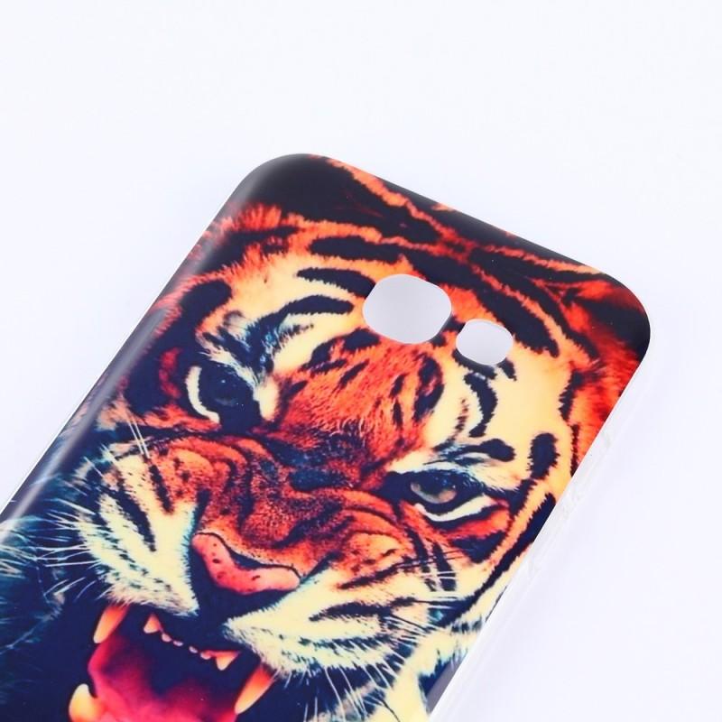 coque samsung a3 2017 tigre