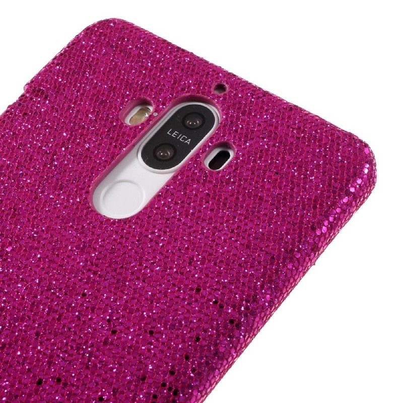 coque huawei mate 9 paillettes