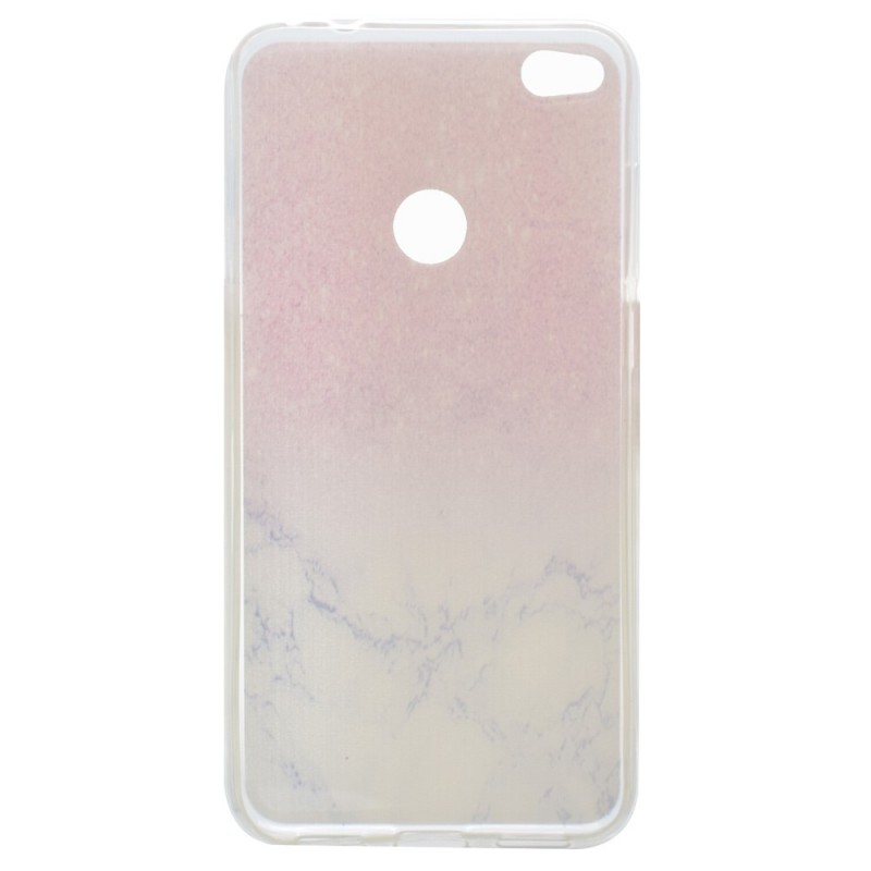 coque huawei p8 lite marbre