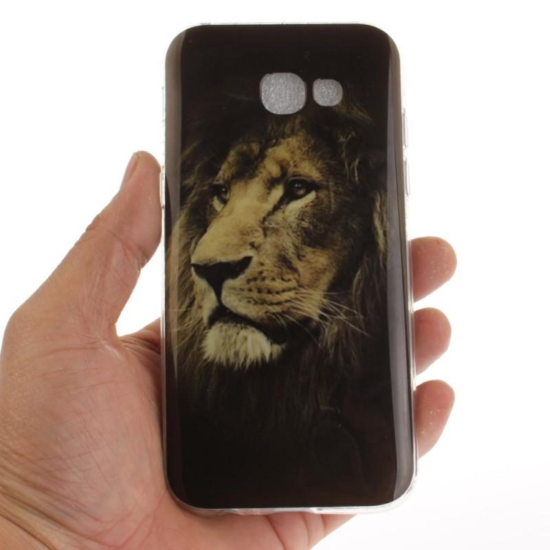 coque samsung a5 2017 lion