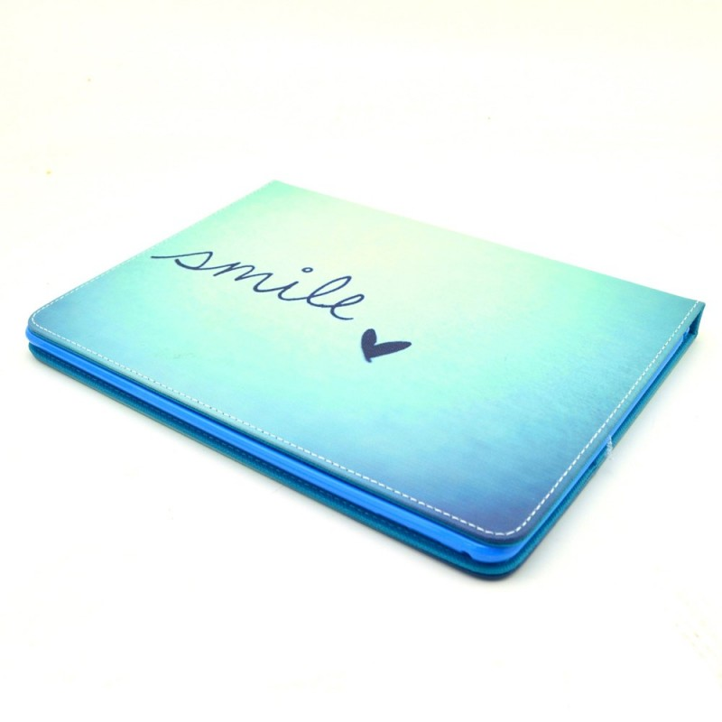 Housse ipad air 2 smile for Housse ipad air 2 originale
