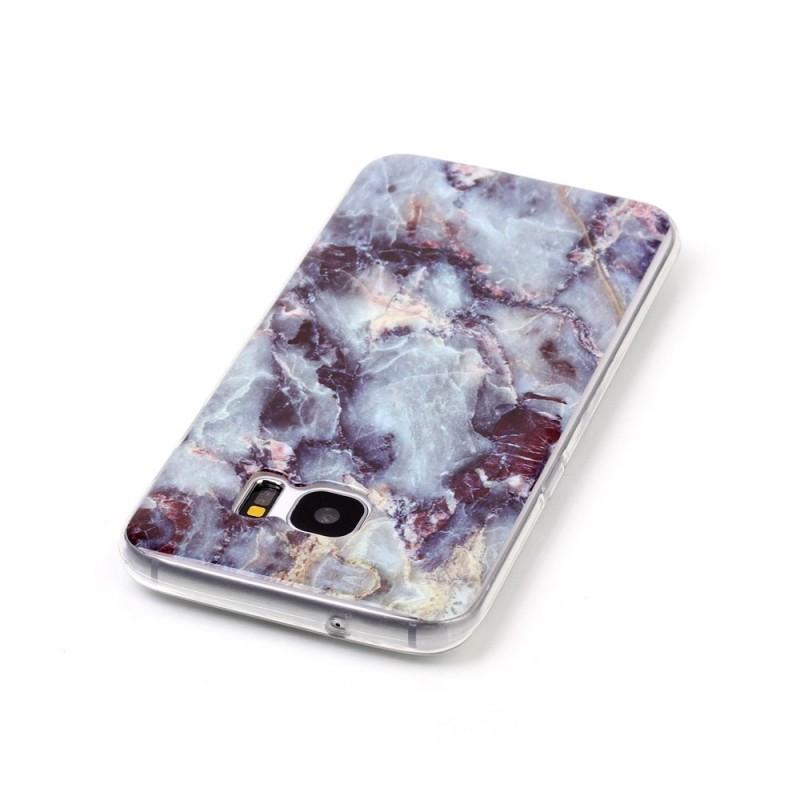coque samsung s7 edge marbre