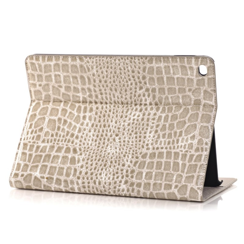 Housse ipad air 2 effet peau de crocodile for Housse ipad air 2 originale