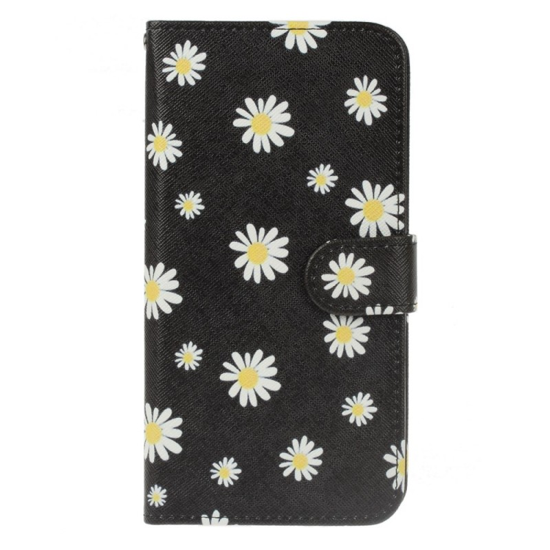 Housse sony xperia x compact jolies marguerites for Housse xperia x