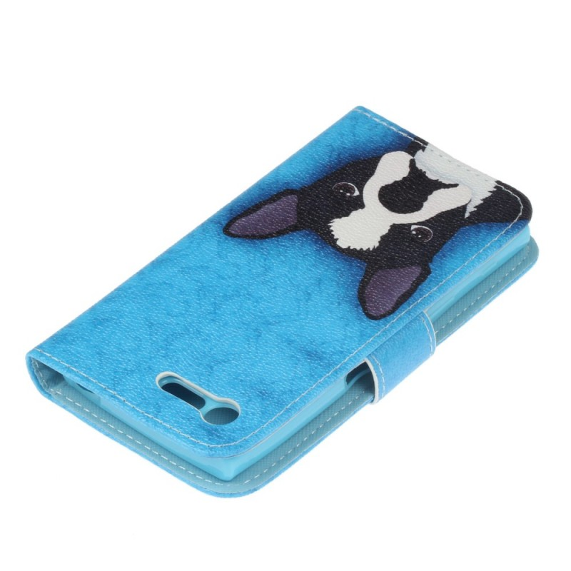 Housse sony xperia x compact boston terrier for Housse xperia x compact