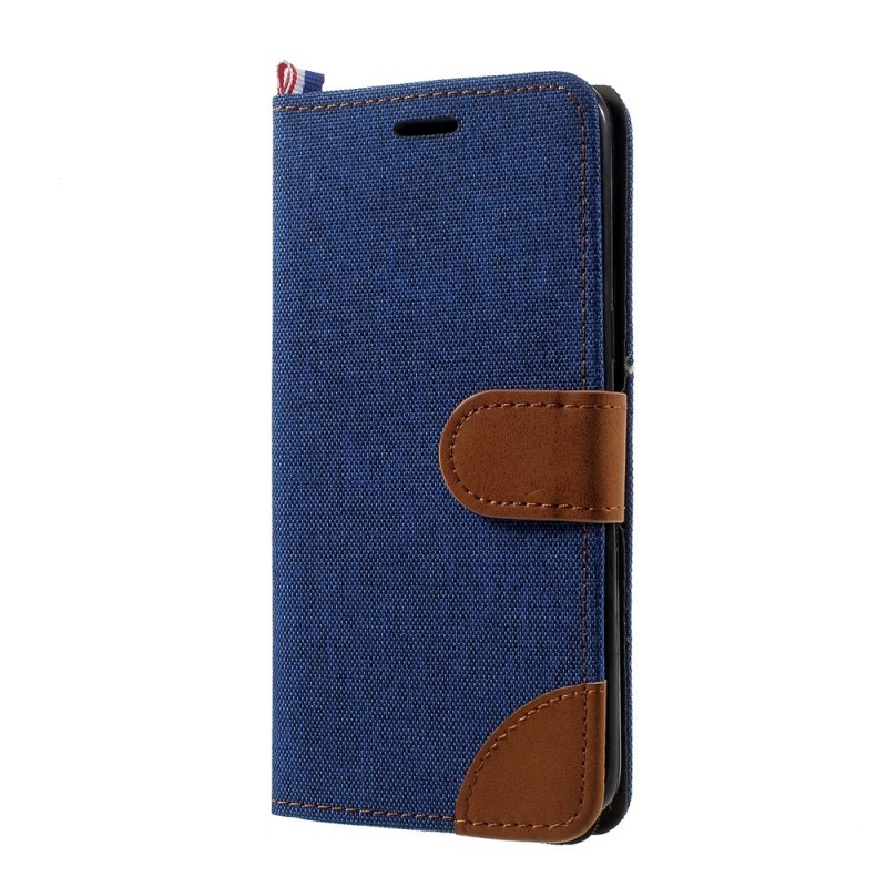 Housse samsung galaxy s8 bicolore flip for Housse samsung s8
