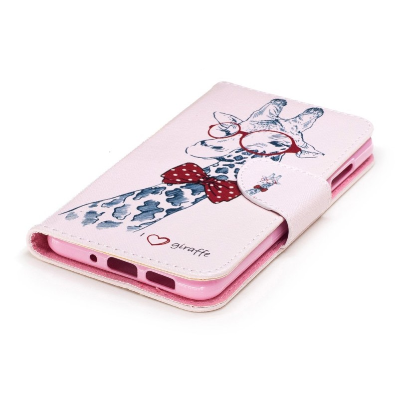 Housse huawei p10 lite girafe intello for Housse huawei p10