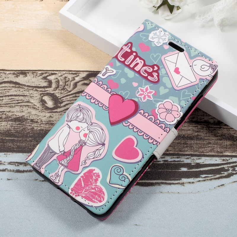 Housse huawei p10 lite happy valentine 39 s for Housse huawei mate 10 lite