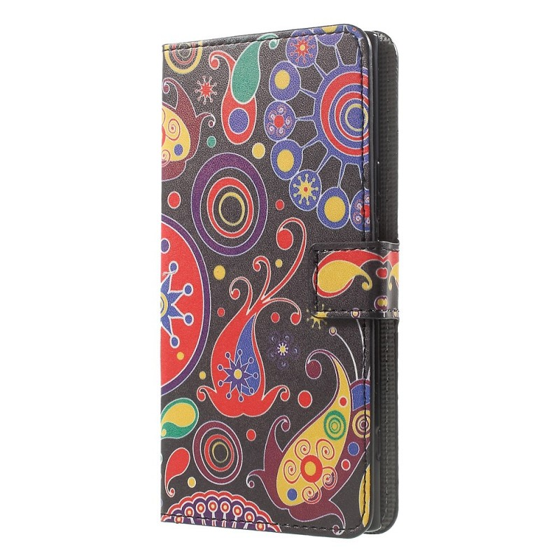 Housse sony xperia xz premium dessins galaxie for Housse xperia xz premium