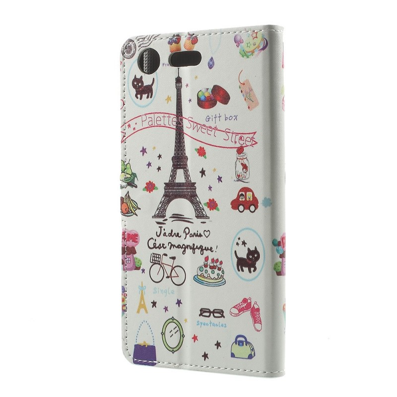 Housse sony xperia xz premium j 39 adore paris for Housse xperia xz premium
