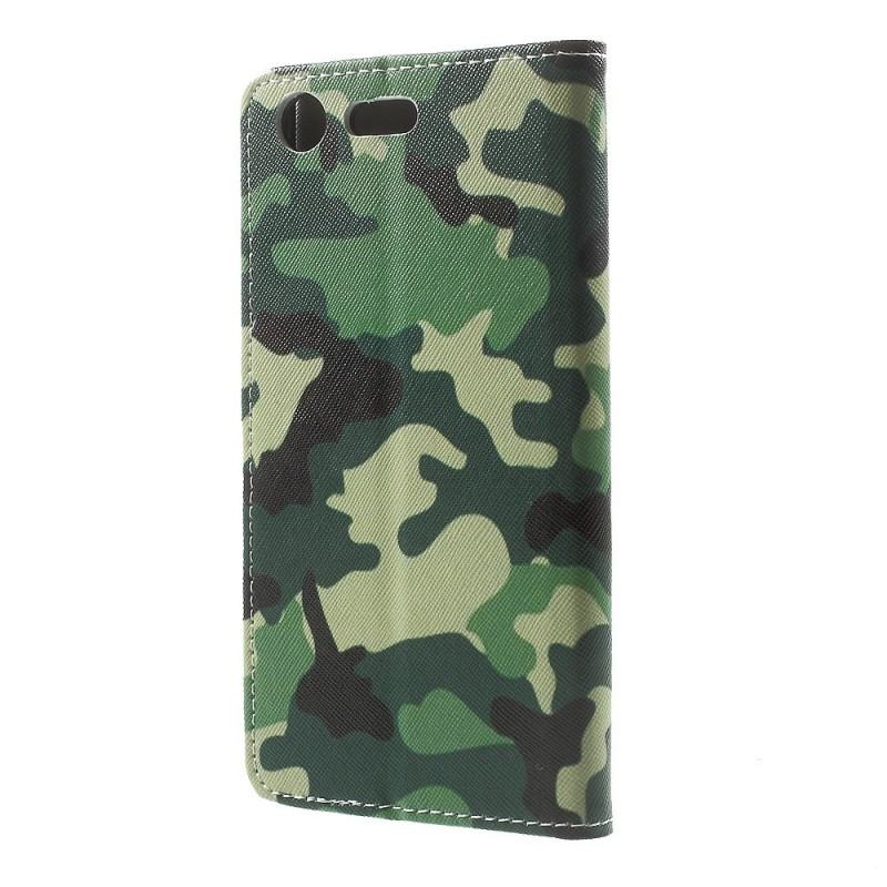 Housse sony xperia xz premium camouflage militaire for Housse xperia xz premium