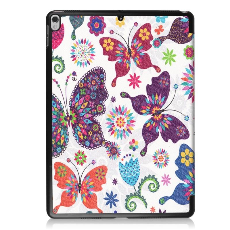 Housse ipad pro 10 5 pouces papillons et fleurs for Housse ipad pro 10 5
