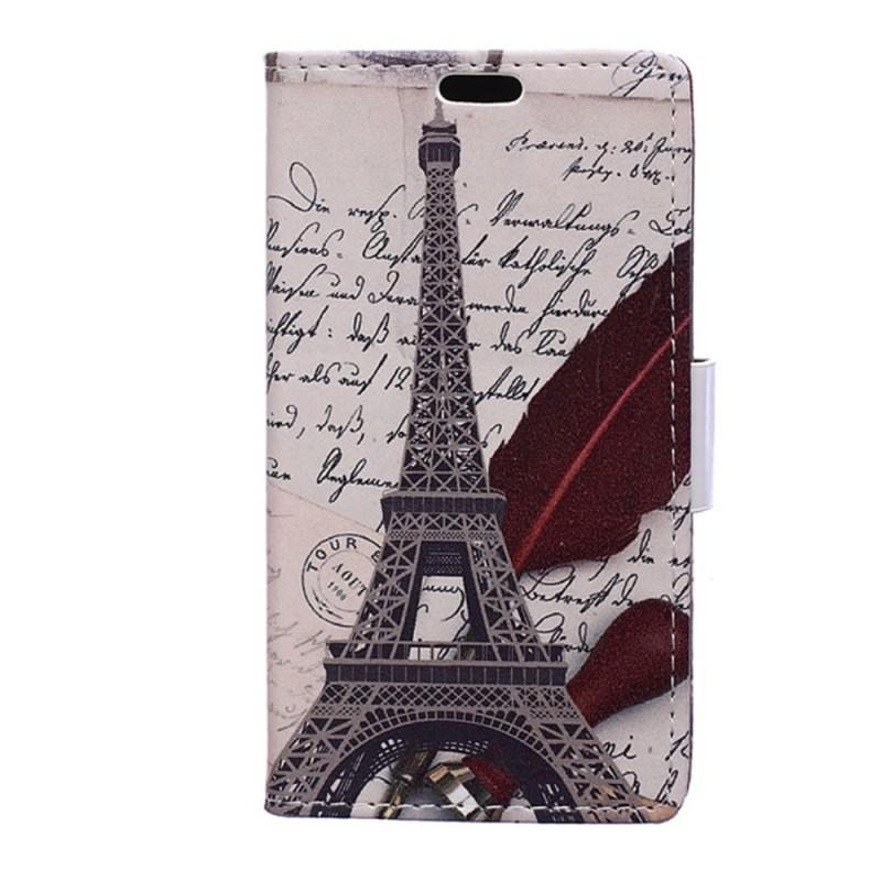 Housse Samsung Galaxy J5 2017 Tour Eiffel Du Poète