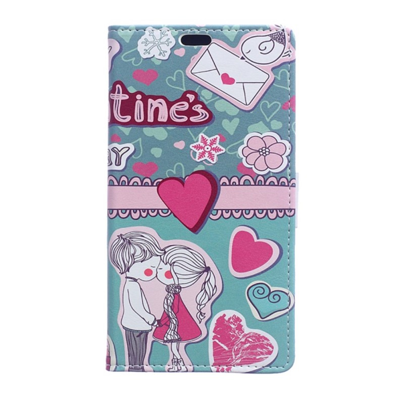 Housse samsung galaxy xcover 4 happy valentine 39 s for Housse xcover 4