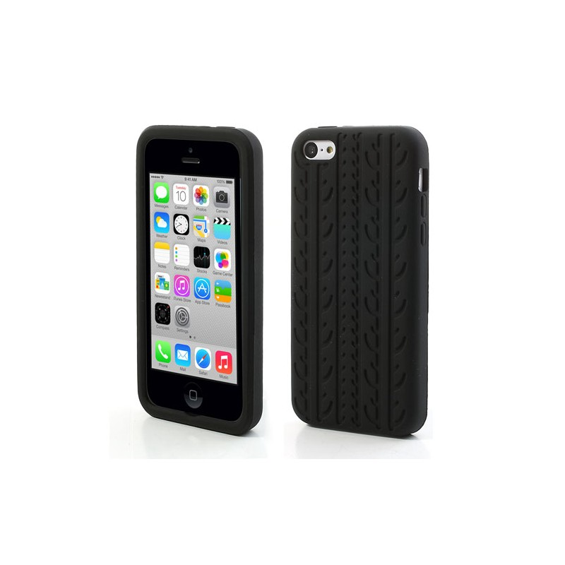 Coque Iphone 5c Pneu